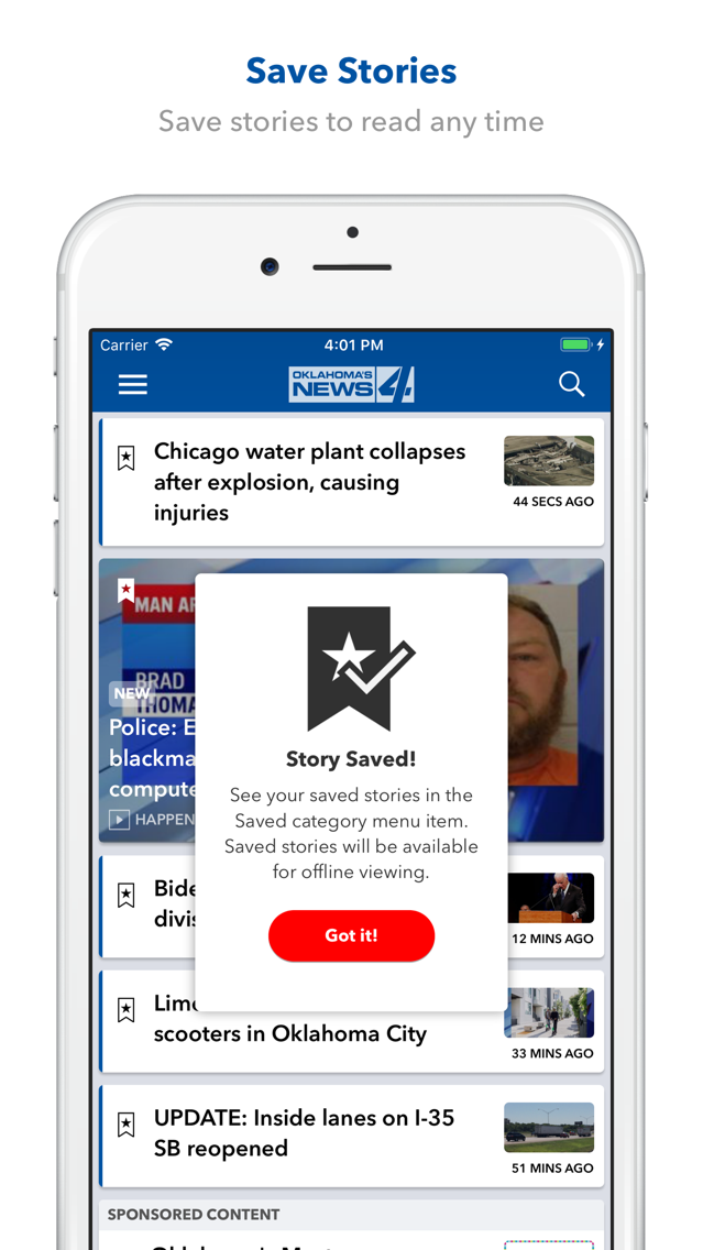 KFOR App for iPhone - Free Download KFOR for iPhone & iPad