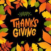 Happy Thanksgiving Sticker IM