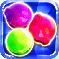 Frozen Ice Puzzle - match-3 candy fruit's get shock of angry toy free