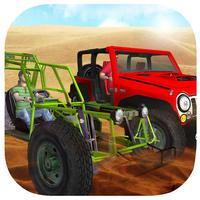 4 Wheel Drive Vs Dune Buggy - Free 3D Racing Game