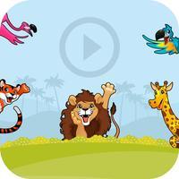 Animal and Bird Sounds - Fun Toddler game