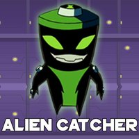 Shock Alien Catcher