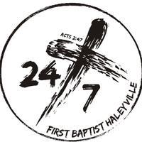 First Baptist Haleyville