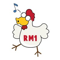 Don't step the RM1 Chicken