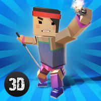 Block Rush Fighter Full