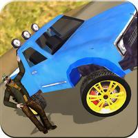 Gold Smuggler And  Real Transporter Game