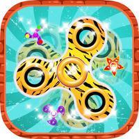 New Fidget - Finger spinner games