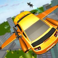 Flying Car San Andreas Shooter