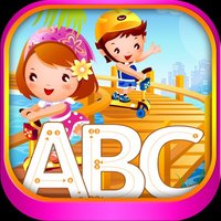 ABC Alphabet Phonics Learning Tracing for Kids