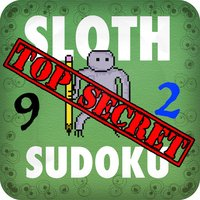 Sloth Sudoku