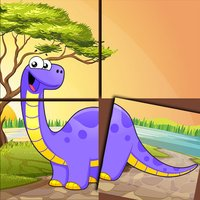 Dinosaurs Jigsaw Puzzle Games For Kids