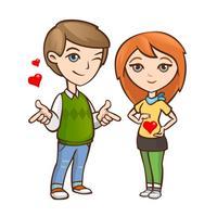 Flirt Story Mike&Judy