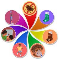7 keys for infant Asthma Lite