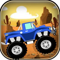 Monster Truck Dune Buggy Chase - Cool Sand Racing Mania
