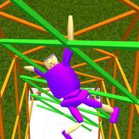 Extreme Turbo Jump Dismount - Exploit Action Game