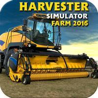 Harvester Simulator Farm 2016