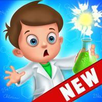 Alchemist Science Lab Elements