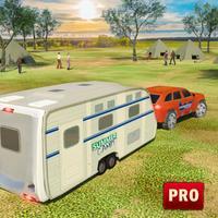 Camping Truck Simulator: Expert Car Driving Test
