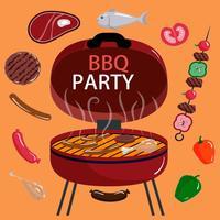 Barbecue Emojis