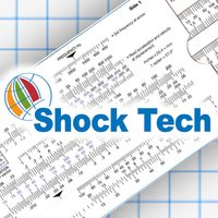 Shock and Vibration Calculator Slide Rule