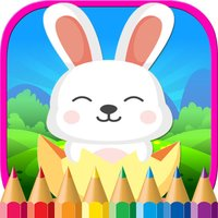 Easter Egg Coloring Pages Easter Bunny Tracker