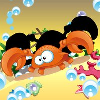 A Find the Shadow Game for Children: Learn and Play with Marine Animals
