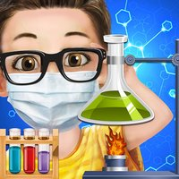 Science experiment - Chemicals