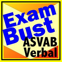 ASVAB Prep Verbal Flashcards Exambusters