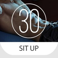 30 Day Sit Up Challenge for Rock Hard Abs