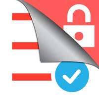 Bread & Butter Free - Hide Your Top Secret Photo+Video Safe.ly Behind A Working Grocery List