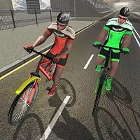 Sports bicycle race : Ride & race bicycles