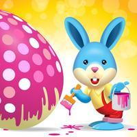 Easter Egg Painting+