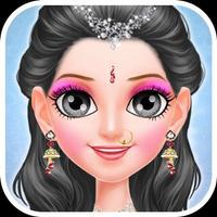 Indian Doll Makeup Salon