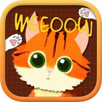 Cat & Kitten Stickers Emoji Keyboard Animal Themes