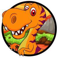 Ancient Dinosaur Skipping - Rex Hopping Madness