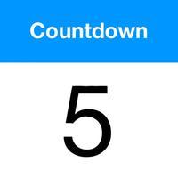 Countdown app for iPhone / iPad