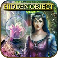 Hidden Object: Flower Princess - Anastasia Rose