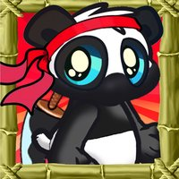 Super Panda Wonderland: Ninja Style Adventure