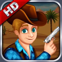 Cowboy Jump and Run Game