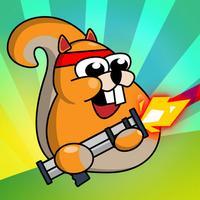 Furry Bandits: Hook Swing Star