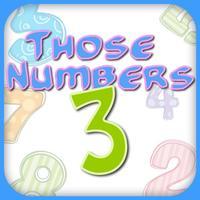 Those Numbers 3 - Free Math Game