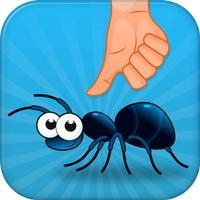 Funny Tap - Kill Ants Puzzle
