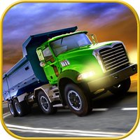 Truck on the Move: Best 3D Free Driving Challenge Game with Highway, City and Quick Cargo Delivery
