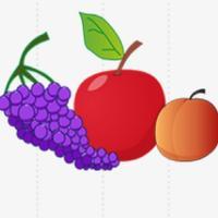 认水果-认识汉字学英语