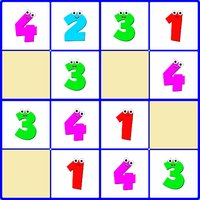 Sudoku Puzzle for Kids