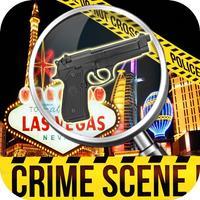 Free Hidden Objects:Las Vegas Crime Scene