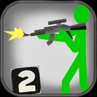 Zombie Shooter 2 - Stickman Edition