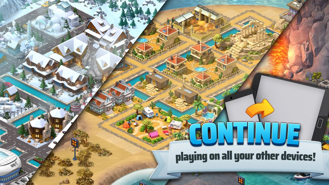 city island game free download