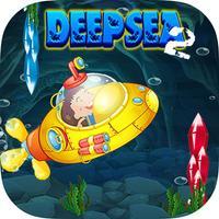DEEP SEA 2 - Battle Field Tiny Yellow Submarine Adventure