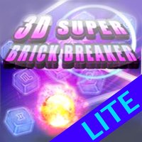 3D Super Brick Breaker Lite